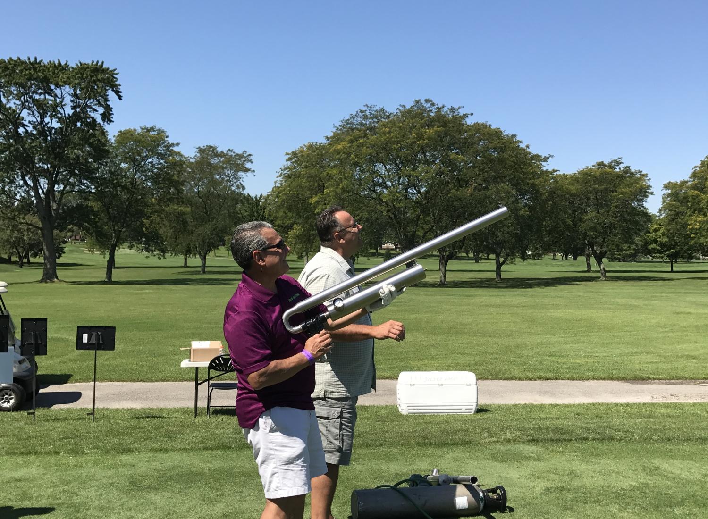 Ball launcher 9
